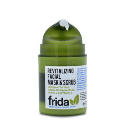Frida Revitalizing Facial Mask & Scrub