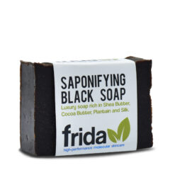Frida Saponifying Black Soap