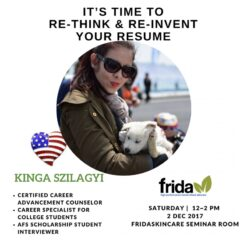 RE-THINK YOUR RESUME